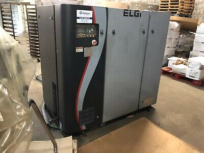 Elgi 50 Hp Electric Industrial Rotary Screw Air Compressor Eg37-100