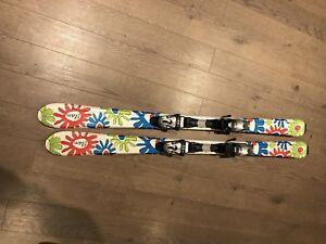 Girls JR skis 130cm