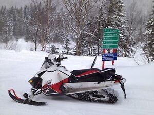 MXZ-X Ski-Doo 600