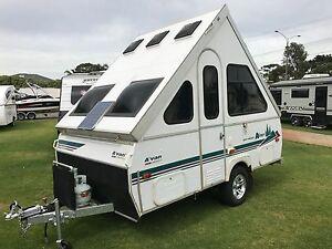 1998 A'van Aliner Off Road 12ft Caravan Camper avan Springvale South Greater Dandenong Preview