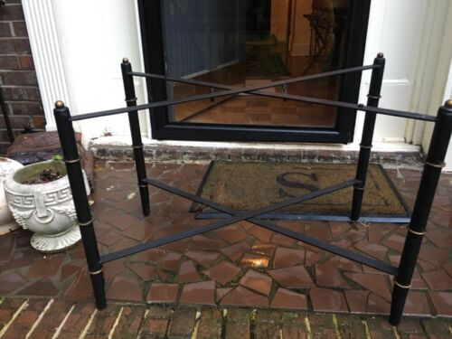 Vintage Iron stand for trays