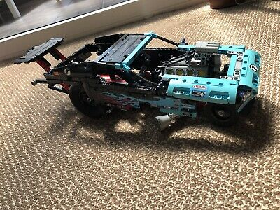 LEGO Technic 42050 Drag Racer With Instructions