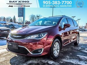 2018 Chrysler Pacifica DVD, BACK UP CAM, APPLE CARPLAY, REMOTE S