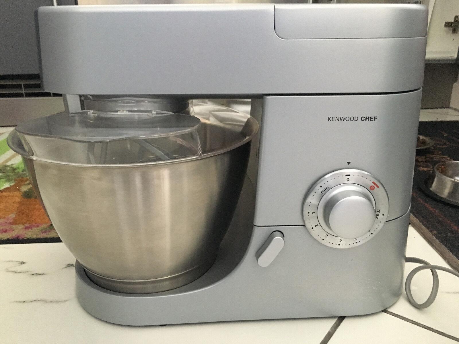 Kenwood Kvl8361s Chef Titanium Xl Küchenmaschine