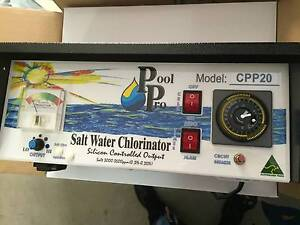 SALT CHLORINATOR BRAND NEW CONTROLLER $499 LARGE 20A SERIES $499 Subiaco Subiaco Area Preview