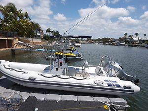 5.2m RIB, New.     !! Fully Surveyed !! 2E Runaway Bay Gold Coast North Preview