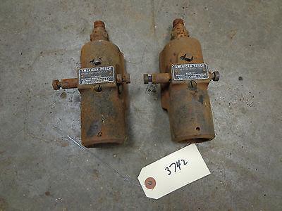 John Deere R American Bosch Injector Pumps