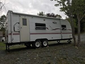 2001 Terry travel trailer