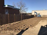 Is your fence leaning ? Call us today