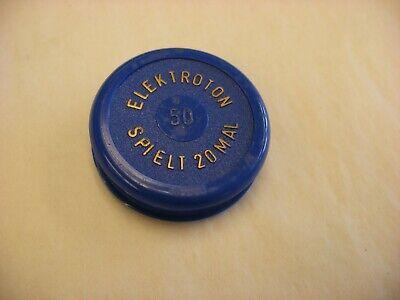 Phonograph Victrola Gramophone Needle Tin & Packets - Elektroton #77