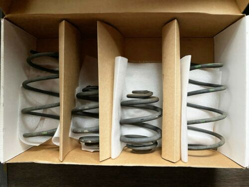 1999 BMW MZ3 Z3 M Coupe OEM Coil Springs Set of 4, Left Right Front Rear