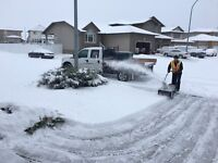 Down To Earth Fencing Snow Removal