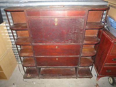 неизвестный Vintage Drop Front Desk With