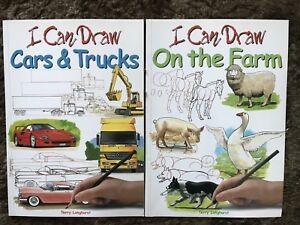 I Can Draw Series of 5 Books