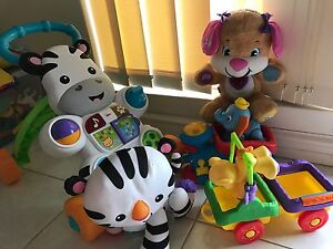 Fisher Price toys. Prices in description Waikiki Rockingham Area Preview