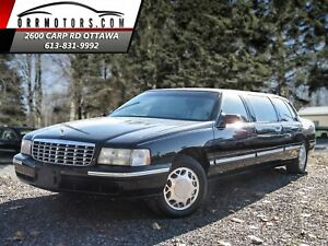 1999 Cadillac Deville Base FWD