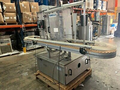 Tirelli Liquid Cream Filler Filling Machine. Model Chico 1 - Serial Number 382