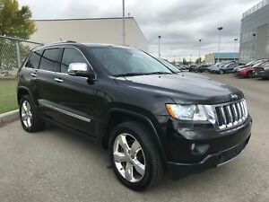 2012 Jeep Grand Cherokee Overland | All Wheel Drive | Navigation