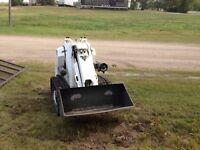 Mini Skid Steer Services
