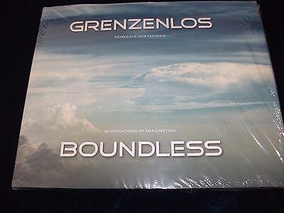 Coffee table Book & Gästetoilette GRENZENLOS - Reiseziele der Fantasie NEU &