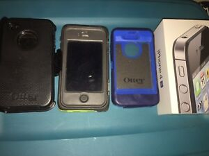 iPhone 4s unlocked with extras