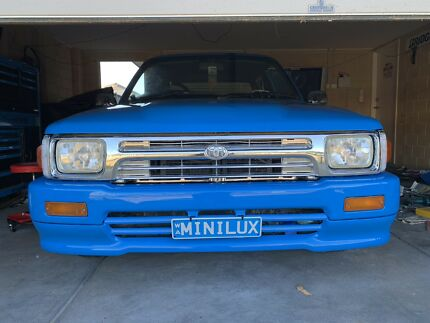 Toyota hilux rn85 Baldivis Rockingham Area Preview