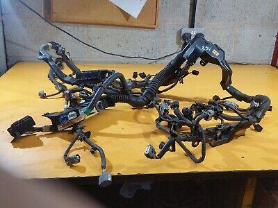 LEXUS GS 450H 296BHP HYBRID 07' - ENGINE WIRING LOOM HARNESS 82121-30D20 D
