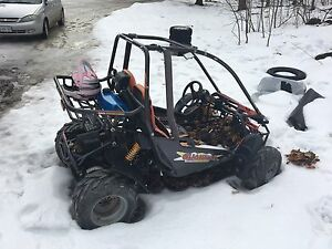 I have a 2014 150 cc dune buggy for sale