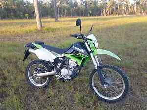 KLX250s very low kms Yeppoon Yeppoon Area Preview