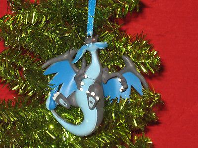 Pokemon Christmas Ornaments (Mega Charizard Pokemon Christmas Figurine)