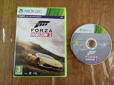 Forza Horizon 2, Xbox 360 Version