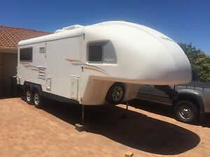 25 ft Travelhome 5th Wheeler Kingsley Joondalup Area Preview