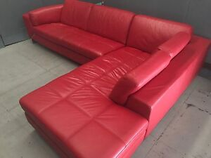 Corner Lounge + Chaise Brookvale Manly Area Preview