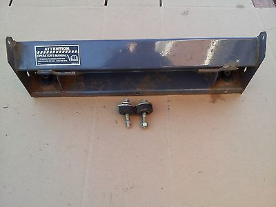 New Holland Oem Skid Steer Rear Seat Support 86591503 87029352
