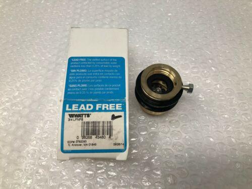 Watts 3/4 LFNF8 Lead Free Hose Connection Vacuum Breaker
