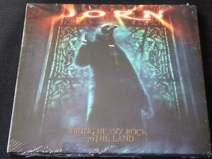 Jorn - Bring Heavy Rock to the Land (CD) MASTERPLAN ARK VAGABOND BEYOND TWILIGHT