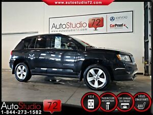Jeep Compass NORTH EDITION **4X4**TOIT**SIEGES CHAUFFANTS**MAGS*