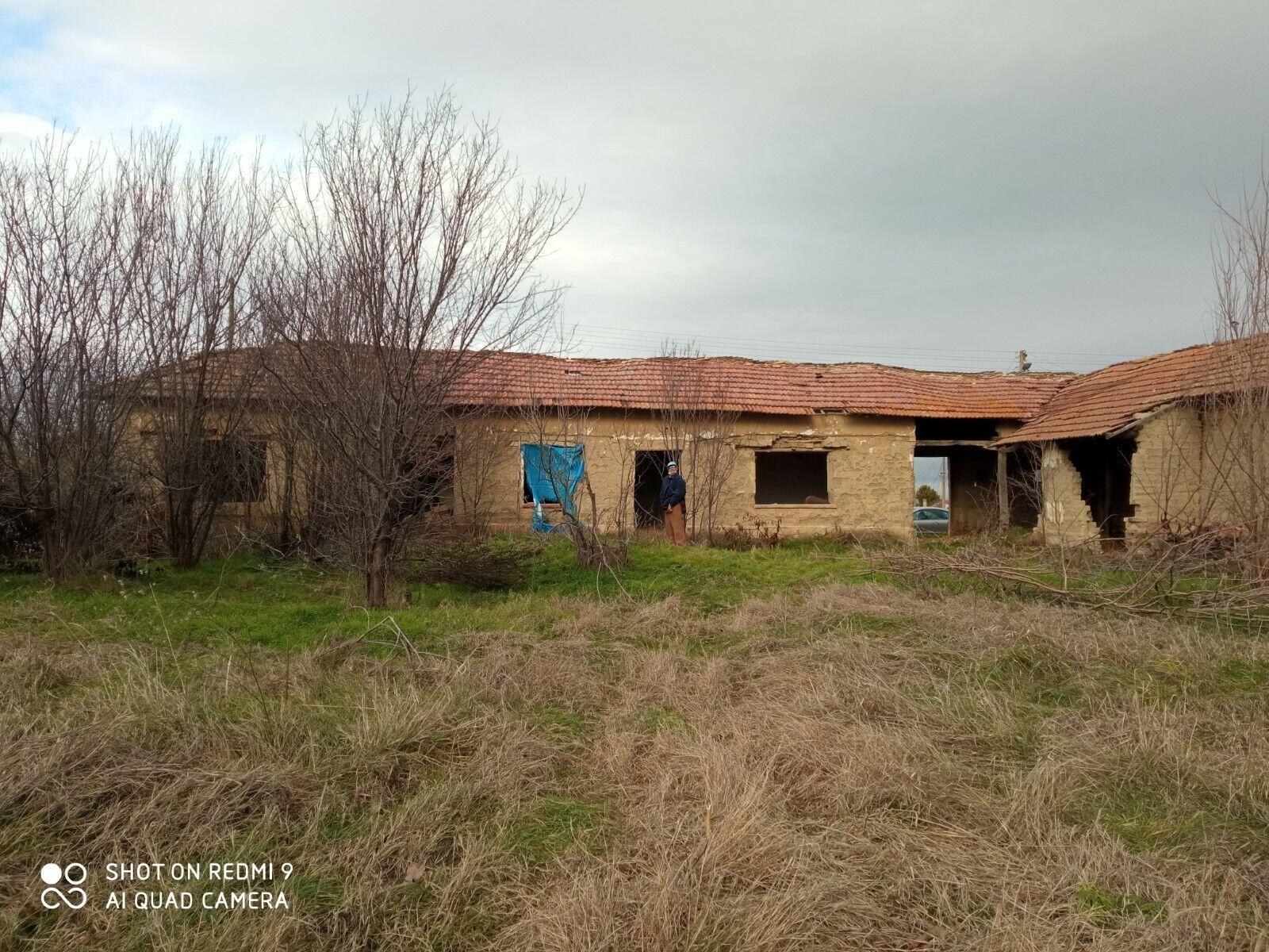 Bulgaria Bulgarian Ovcha mogila village Svishtov, VT 2600 Sqm Lower Start Price