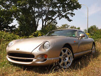 TVR Cerbera / Coupe Speed 6