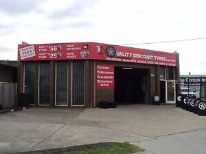 Quality Discount Tyres & Batteries Enoggera Brisbane North West Preview