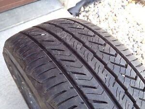 1 - 245/45/18 Yokohama Advan AS - Lots of tread