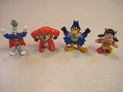 McDonalds 1991 Super Looney Tunes Happy Meal -  Complete Set - Loose