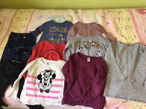 Girls size 5 clothes - Gap, old navy