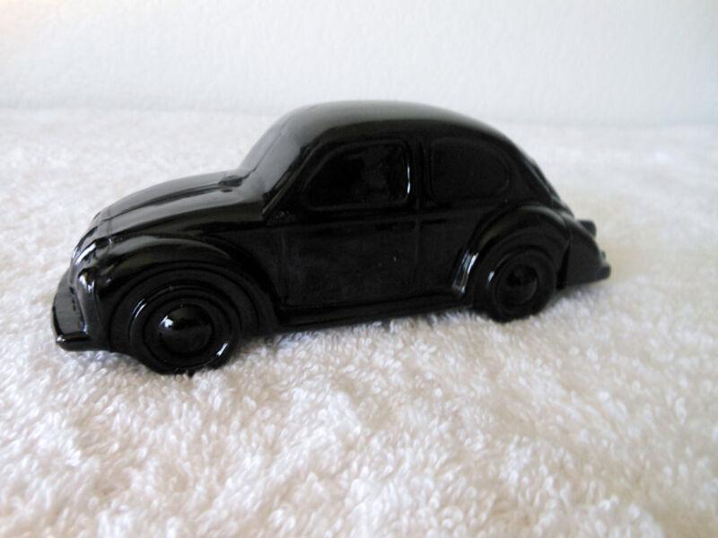 Volkswagen Beetle Avon Bottle Vintage (Black)!