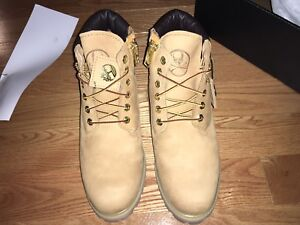 Mastermind Timberland Boots Wheat Size 10 DS
