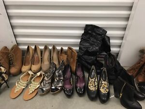 Huge lot of shoes size 6&7