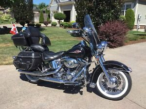 2007 Harley Davidson softail Heritage classic