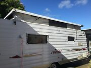 Windsor Rapid Poptop Caravan RA521 with bunks 2008 Jan Juc Surf Coast Preview