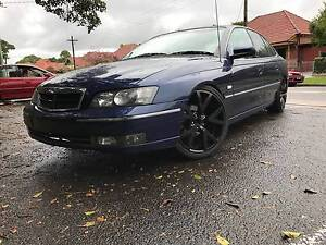 Holden Statesman commodore S2 HSV Wheels Lowered P-Plate Legal Haberfield Ashfield Area Preview