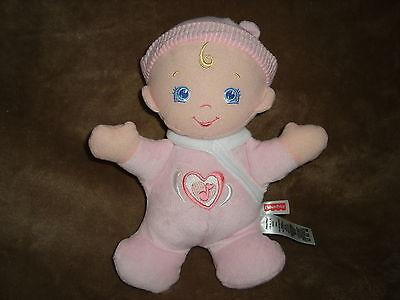 2010 Fisher Price Hug N Giggle Baby Doll 10  Tall